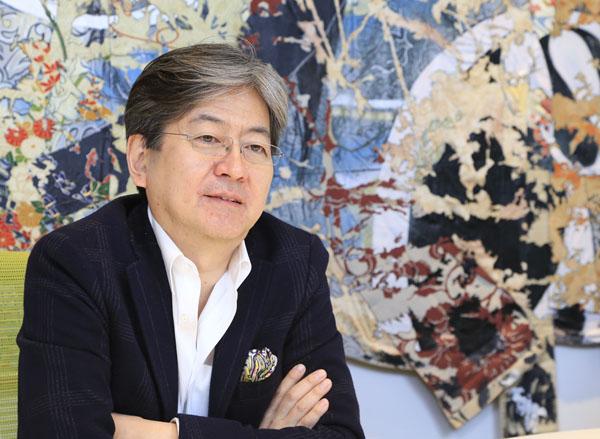 マネックス証券の松本大会長(C)日刊ゲンダイ