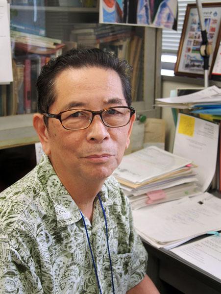 早川地震電磁気研究所代表の早川正士氏(C)日刊ゲンダイ