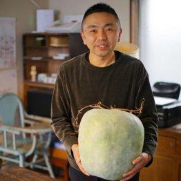 「古来種野菜を食べてください。」高橋一也氏