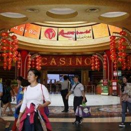 ターゲットは中国人富裕層 カジノ成功は中華街の建設から
