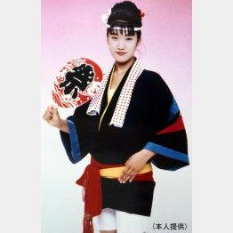 17歳で「おんなの祭り」でデビュー(C)日刊ゲンダイ
