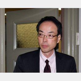 森金融庁長官は地方を再生できるか(C)日刊ゲンダイ