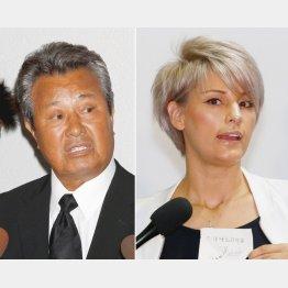 パパあっての梅宮アンナ(C)日刊ゲンダイ
