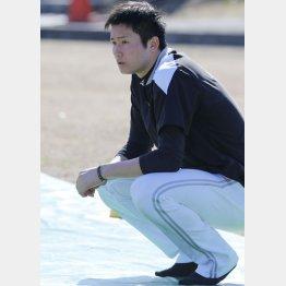 ソフトバンクの高橋純平(C)日刊ゲンダイ