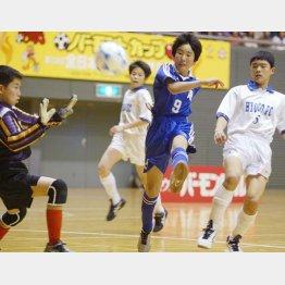 バーモントカップ決勝(兵庫FC戦)で6ゴールを決めた/(C)Norio ROKUKAWA/office La Strada