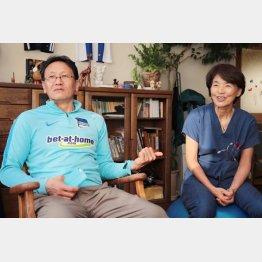 父の一さんと母の玲子さん(C)Norio ROKUKAWA/Office La Strada