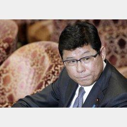 選挙に強い高木前復興相(C)日刊ゲンダイ