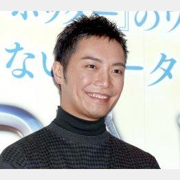 芸能界を電撃引退した成宮寛貴(C)日刊ゲンダイ