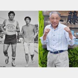 左写真・右が工藤政志さん(提供写真)