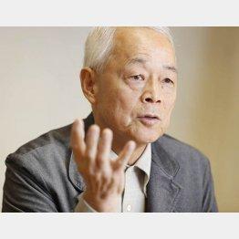 丸善ジュンク堂書店の工藤恭孝社長(C)日刊ゲンダイ