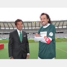 早くラモスさんの笑顔を見たい!(C)Norio ROKUKAWA/Office La Strada