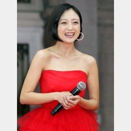 安達祐実は2014年に桑島智輝氏と結婚(C)日刊ゲンダイ