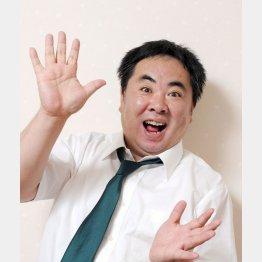 個性派俳優としても活躍(C)日刊ゲンダイ