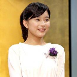 ヒロインを演じる芳根京子(C)日刊ゲンダイ