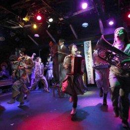 「音楽劇メカニズム作戦」時代に抗う若者たちのエネルギー