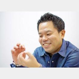 津田篤宏さん(C)日刊ゲンダイ