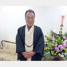 美樹克彦さん(C)日刊ゲンダイ