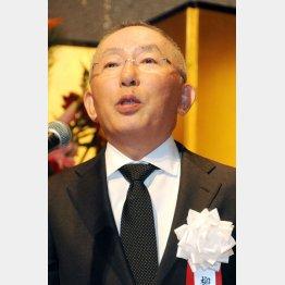 「体験してもらいたい」と言ったユニクロの柳井社長(C)日刊ゲンダイ