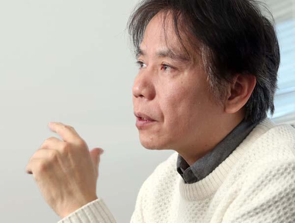 ジャーナリストの横田増生氏(C)日刊ゲンダイ