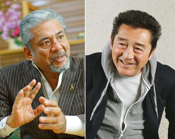 松方さんとの思い出を語る小西博之さん/(C)日刊ゲンダイ