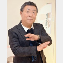 酒井くにおさん(C)日刊ゲンダイ