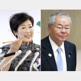 小池都知事は27日の会見で「東京大改革の旗をさらにはためかせたい」と(C)日刊ゲンダイ