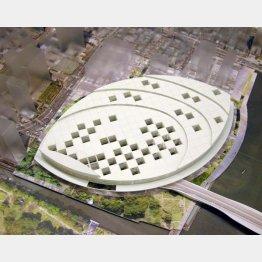 2010年に構造設計集団(SDG)渡辺代表が打ち出した「築地存続プラン」