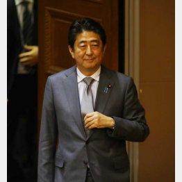 安倍首相は誇らしげだが…(C)日刊ゲンダイ