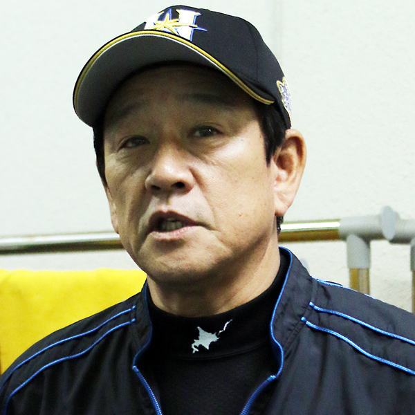 「選手には何かを感じてもらえると思う」と栗山監督(C)日刊ゲンダイ