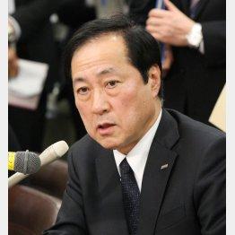 佐藤康博グループCEO(C)日刊ゲンダイ