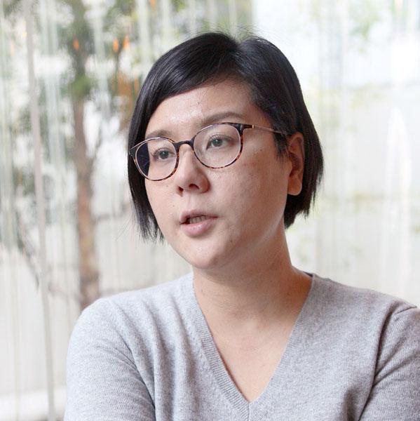 音楽プロデューサーのジェーン・スーさん(C)日刊ゲンダイ