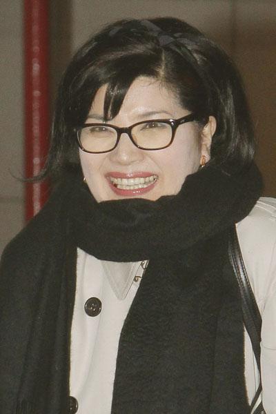 3年4カ月ぶりにステージに立つ桜田淳子(C)日刊ゲンダイ