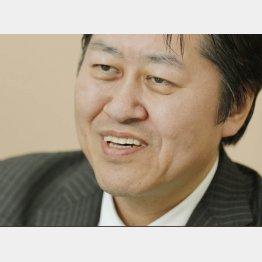 「共謀罪」法案の問題点を語る山下幸夫氏(C)日刊ゲンダイ