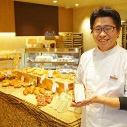 満寿屋商店 杉山雅則社長<1> 作るパンはすべて国産小麦