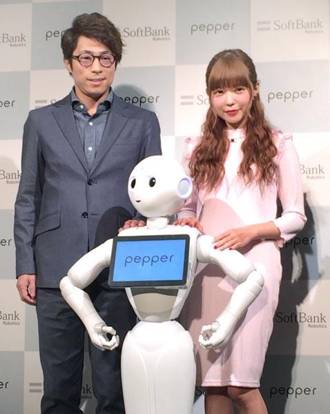 イベントに登場した田村淳と益若つばさ(C)日刊ゲンダイ