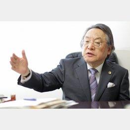 監視社会への大転換は憲法無視(C)日刊ゲンダイ