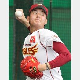 剛速球からの卒業を狙う(C)日刊ゲンダイ