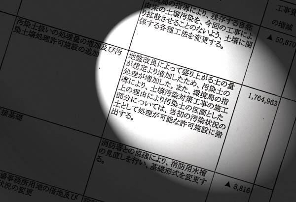 請求から3カ月でようやく開示(C)日刊ゲンダイ