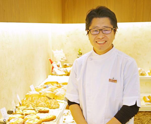満寿屋商店の杉山雅則社長(C)日刊ゲンダイ