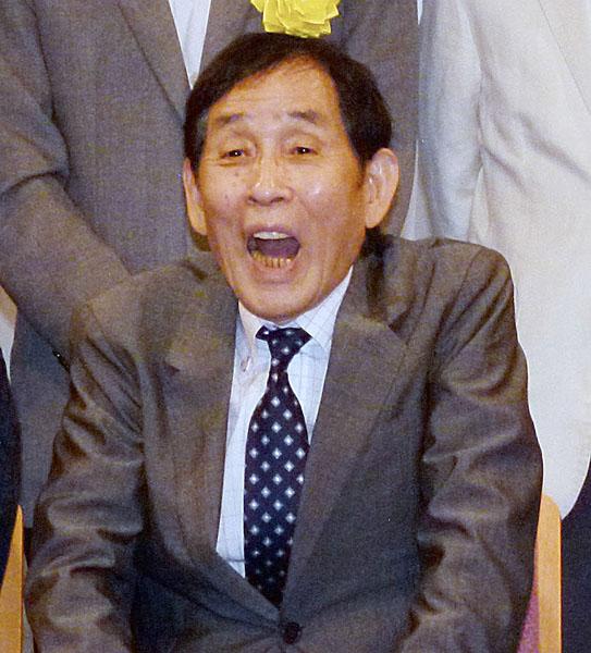 萩本欽一(C)日刊ゲンダイ