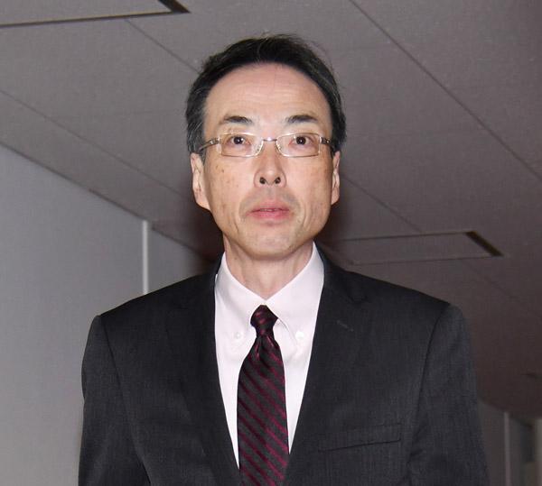 森金融庁長官(C)日刊ゲンダイ