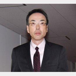 森金融庁長官
