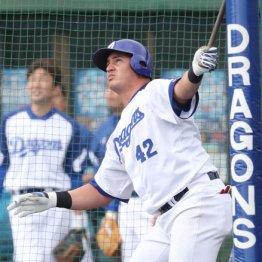 中日の新助っ人ゲレーロ 日本の野球文化と食事に早くも適応
