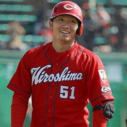 広島・鈴木が今季へ決意新た 「神ってる、正直もういい」