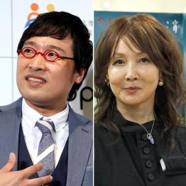 聞き手を務める山里亮太とYOU(C)日刊ゲンダイ