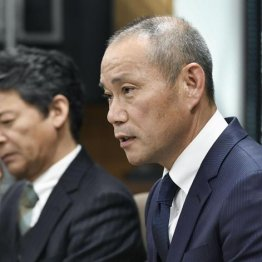 「指導に不適切、不備があった」と言う上田校長