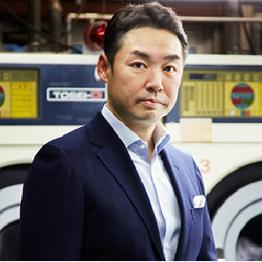 代表取締役社長の寺前陽一郎氏(提供)株式会社ジャパン