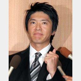 長井秀和の提案は無謀?(C)日刊ゲンダイ