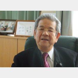 稲田防衛相については「即刻辞任すべき」と北沢俊美氏