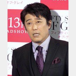 「僕らが若い頃もそうでした」と話した坂上忍(C)日刊ゲンダイ